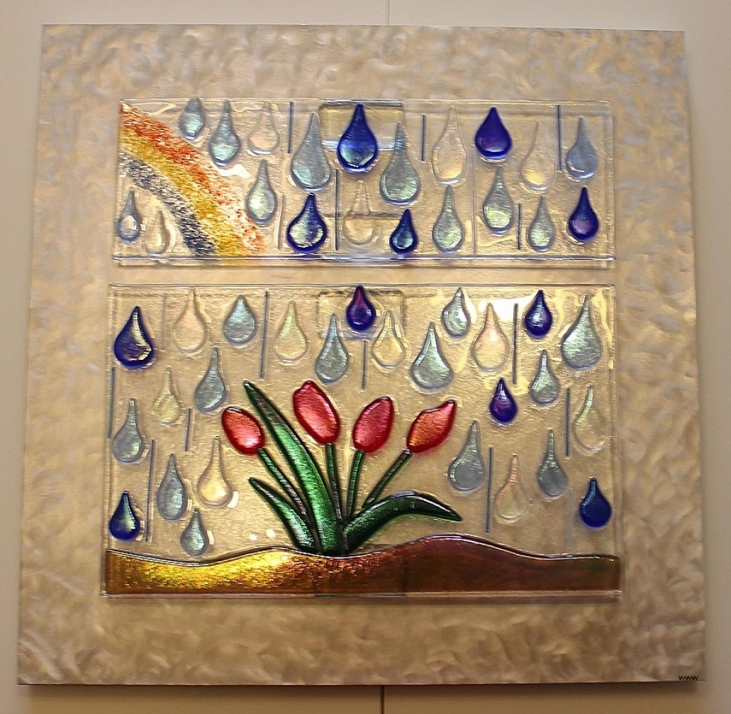 Famous Stained Glass Wall Hangings For Sale (View 6 of 15)