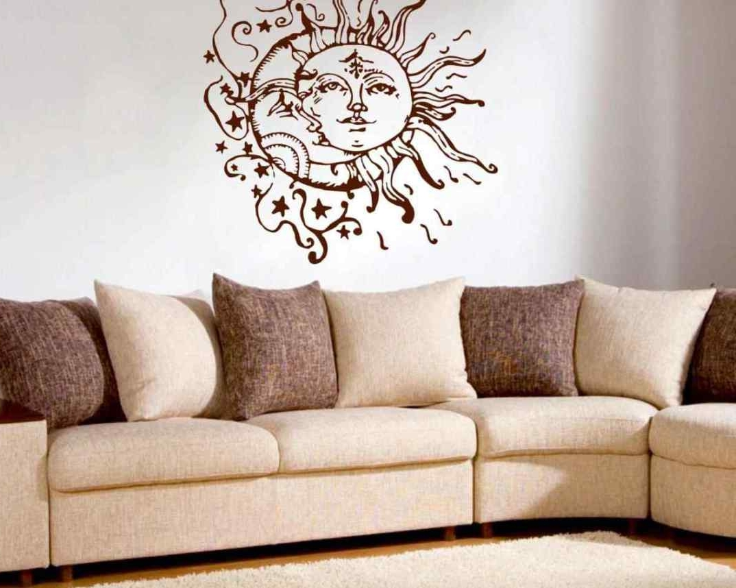 Famous Sticker : Beautiful Wall Murals Art Iksel Decorative Arts Wall Pertaining To Art Deco Wall Decals (View 7 of 15)