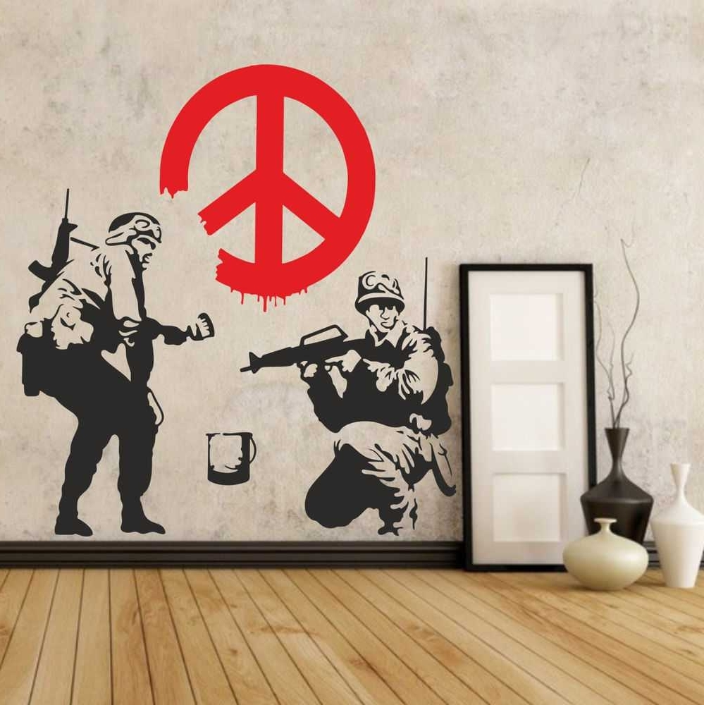 Famous Street Wall Art Decals In Best Wall Art Sites – Rpisite (View 2 of 15)