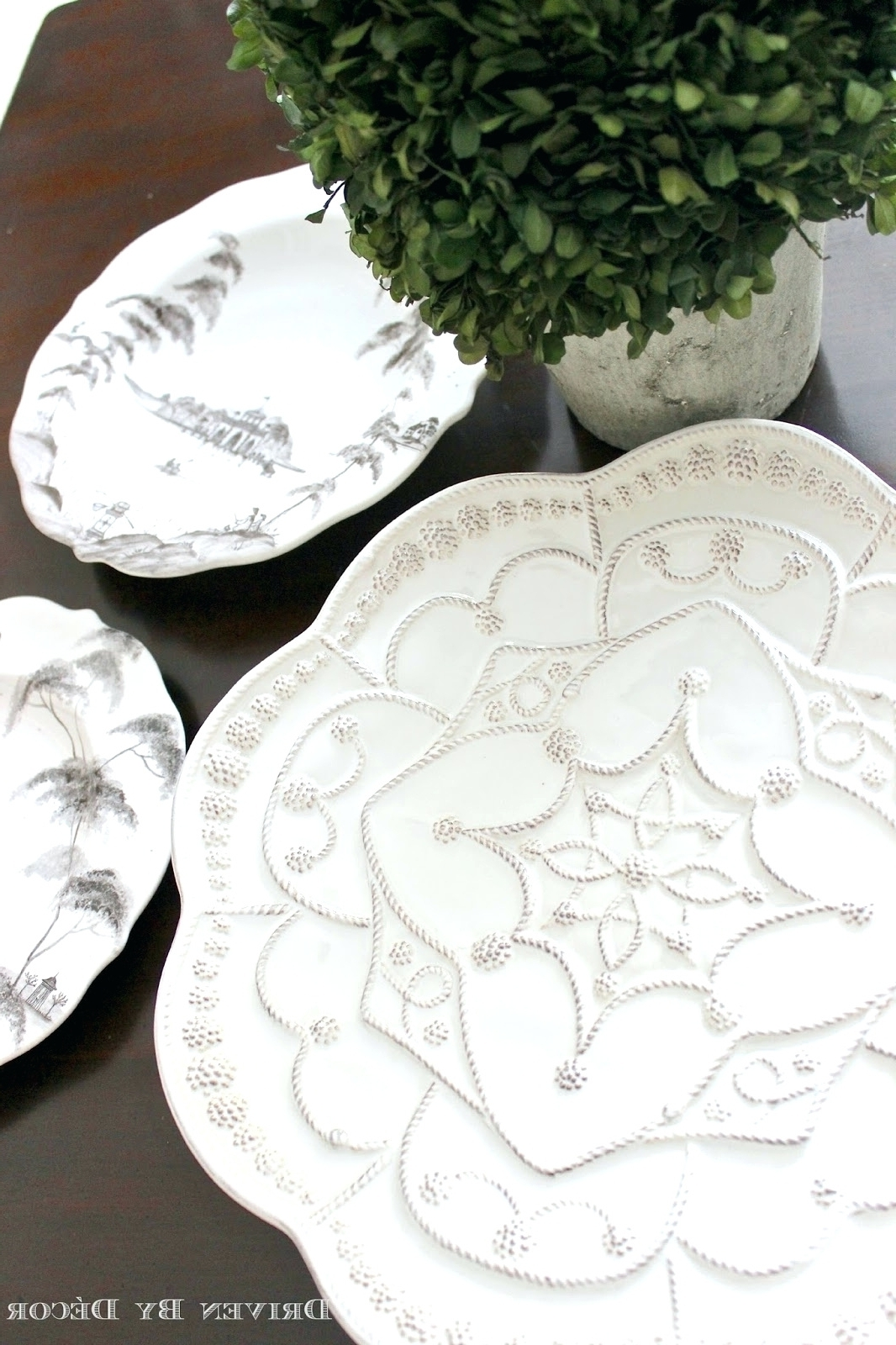 Famous Wall Arts ~ Wall Plates Art Deco Wall Inspirations 108 High Impact Pertaining To Scattered Italian Plates Wall Art (View 15 of 15)