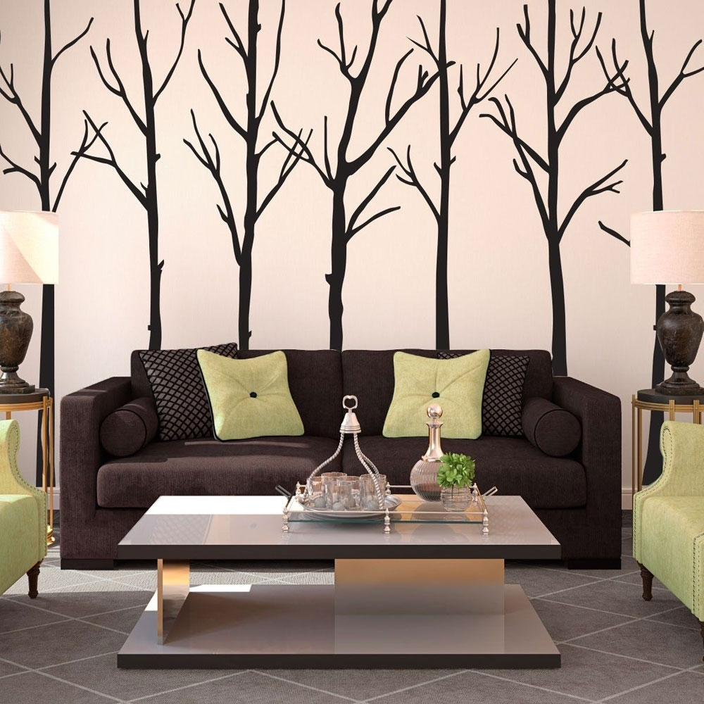Famous Wall Decor: Inspiring Design Ideas Of Decorative Wall Art For Throughout Wall Arts For Living Room (View 6 of 15)