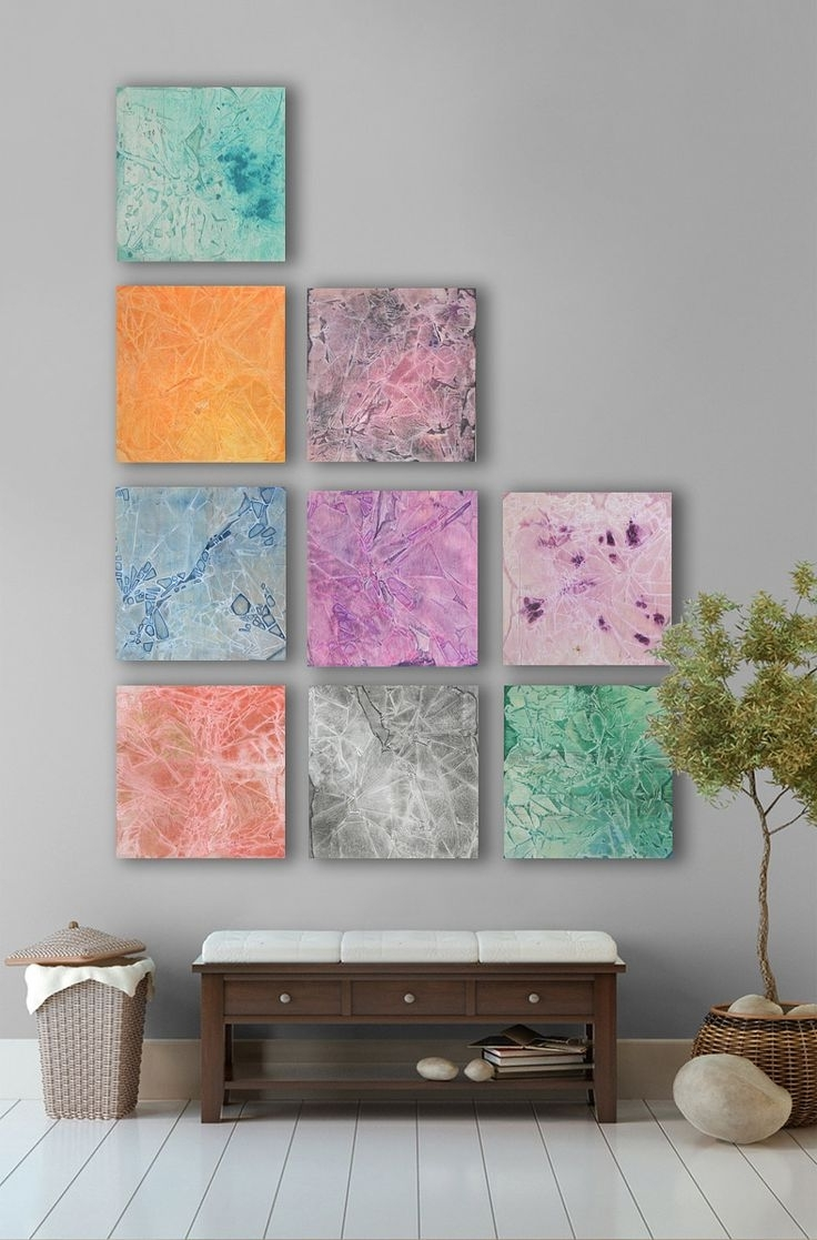 Fashionable 106 Best Painting Projects~ Inspirations Images On Pinterest Inside Ottawa Abstract Wall Art (View 8 of 15)