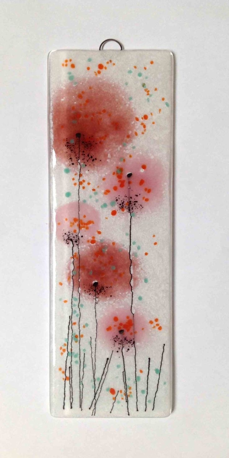 Fashionable 366 Best Fused Glass Botany Images On Pinterest (View 13 of 15)