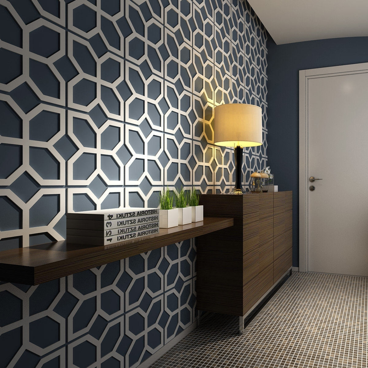 Fashionable 3d Wall Panels Wall Art In Moroccan Decor Decorative Wall Panels 3d Wall Panels (View 14 of 15)
