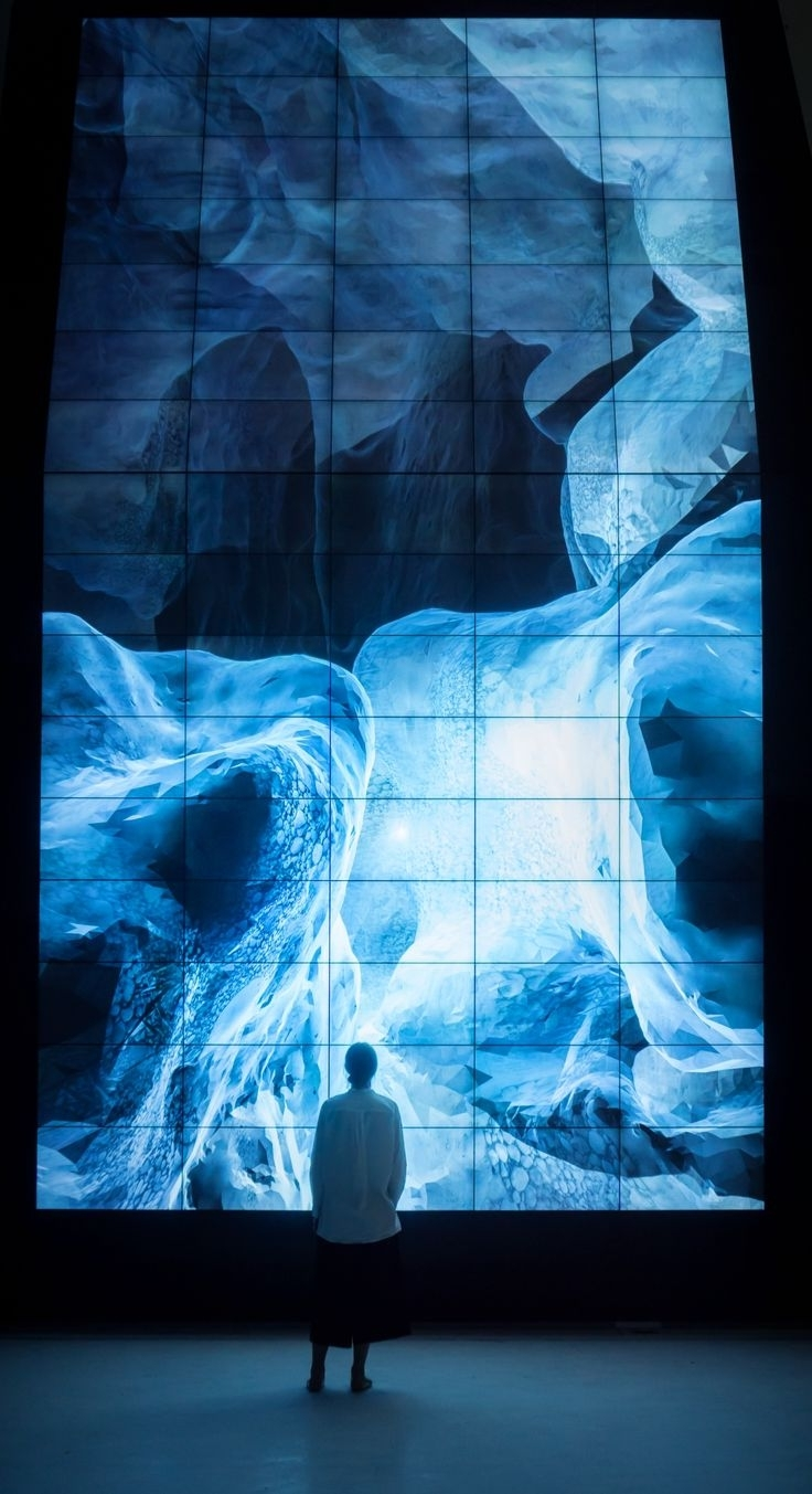 Fashionable 488 Best Electronic Art Installations Images On Pinterest (View 7 of 15)