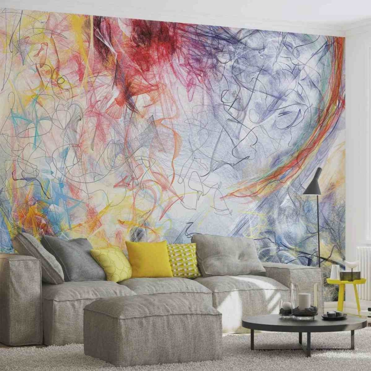 Featured Photo of Abstract Art Wall Murals