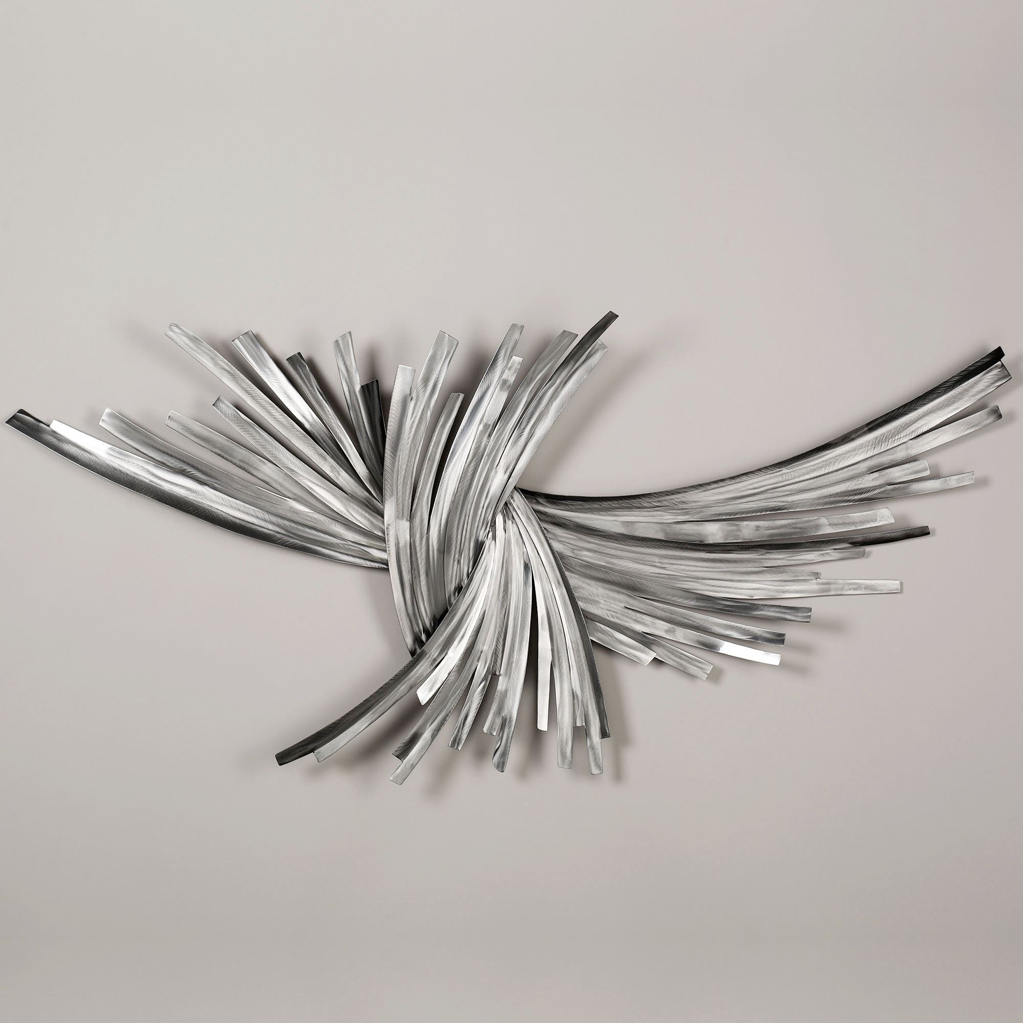 Fashionable Contemporary Metal Wall Art Sculpture In Fantastic Wall Art Touch Plus Class Metal Wall Art Diamante Mirror (View 3 of 15)