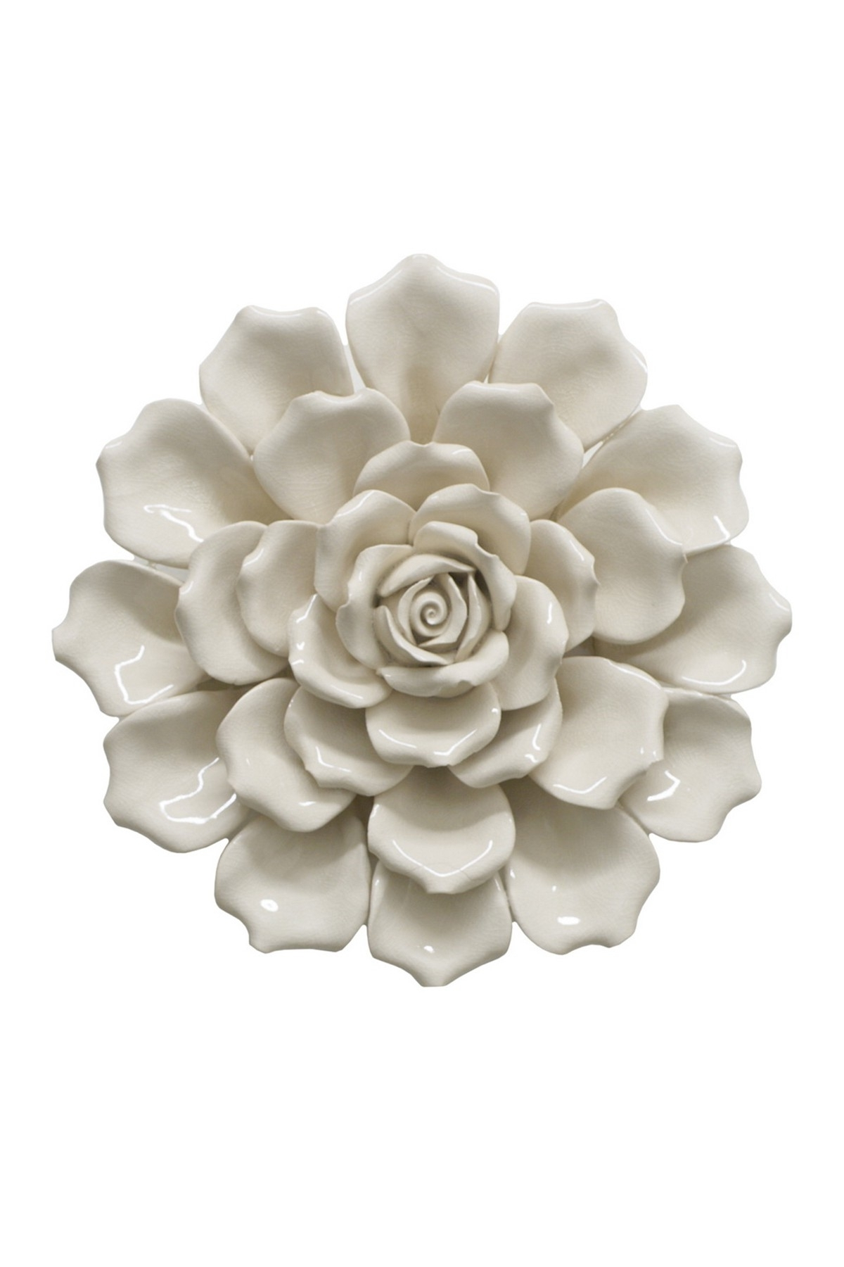 Fashionable Crafty Inspiration Ceramic Flower Wall Decor White Threshold Within Ceramic Flower Wall Art (View 7 of 15)