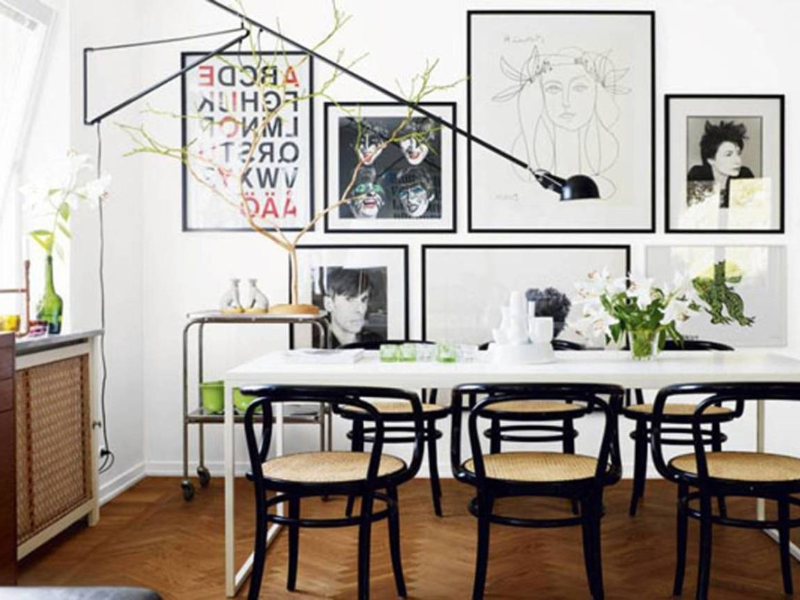 Fashionable Dining Room Art (View 10 of 15)