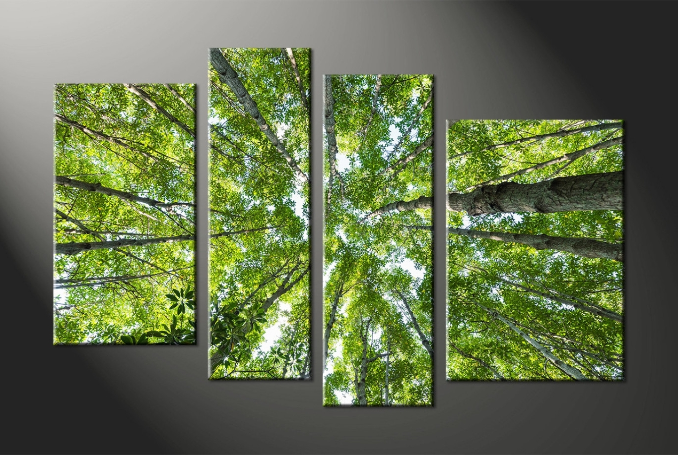 Fashionable Green Wall Art Pertaining To Lime Green Metal Wall Art (View 9 of 15)