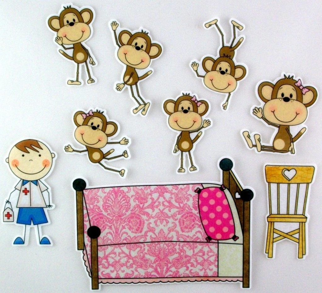 Featured Photo of No More Monkeys Jumping On The Bed Wall Art