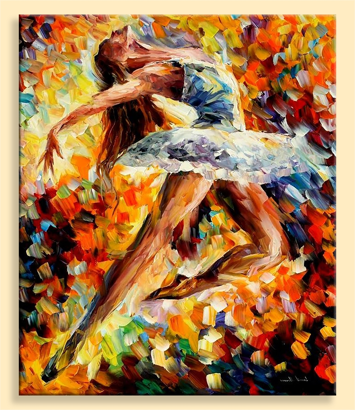 Fashionable Limited Edition Canvas Wall Art In Elevation — Limited Edition Ballerina Ballet Dancer Wall Art Decor (View 5 of 15)