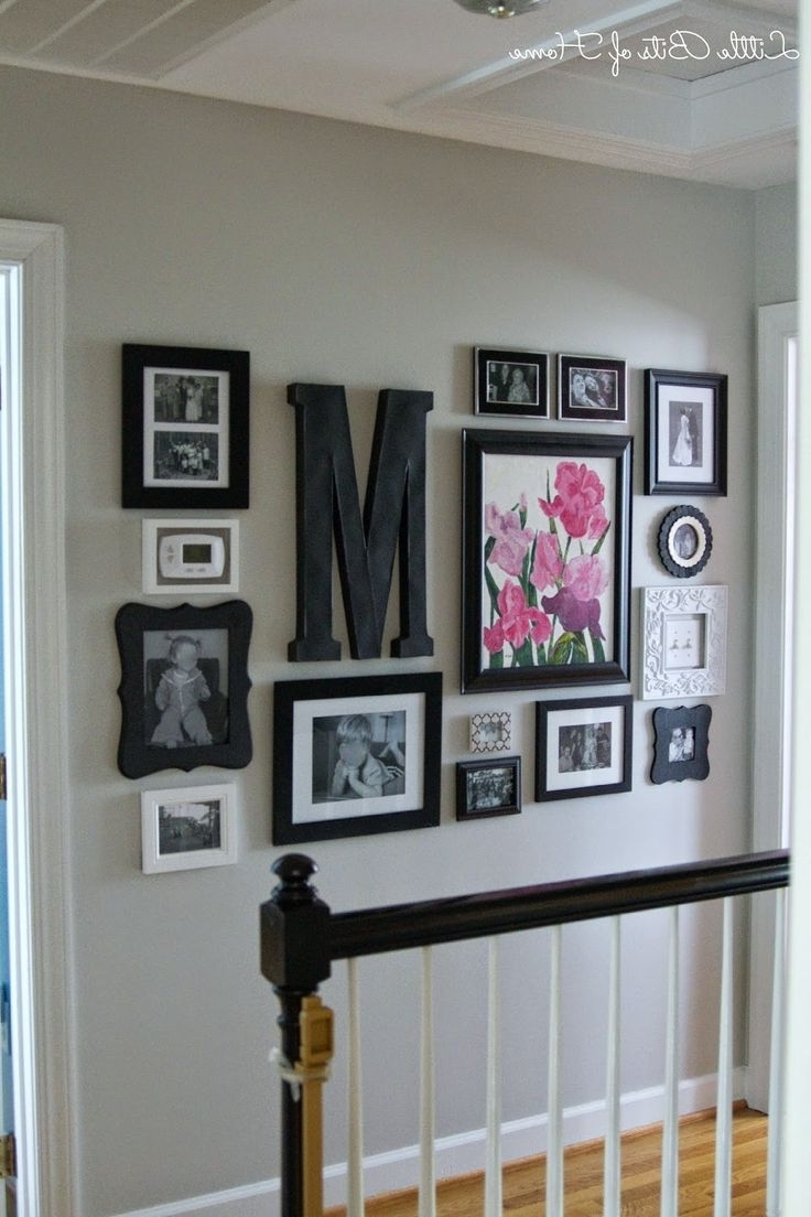 Fashionable Wall Art Decor For Family Room Throughout Best 25+ Gallery Wall Ideas On Pinterest (View 5 of 15)