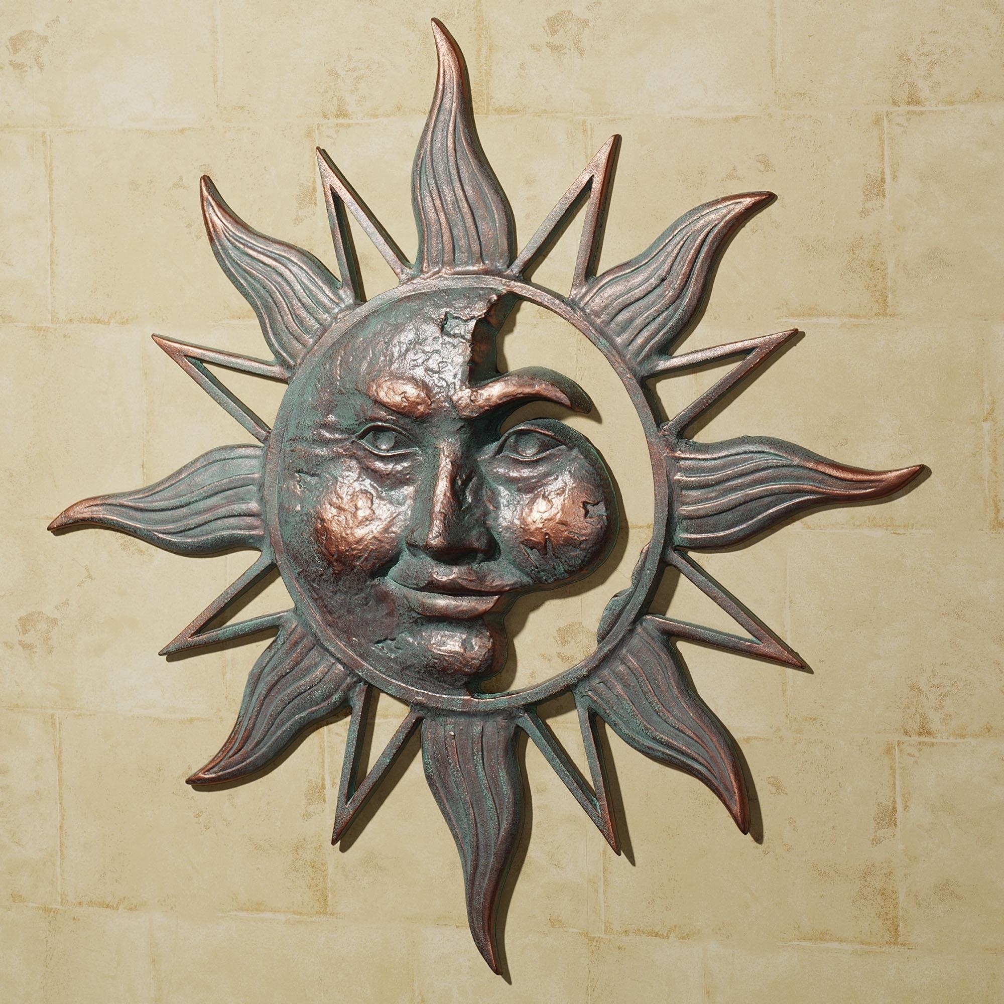 Fashionable Wall Art Design Ideas: Half Face Sun Face Wall Art Modern Simple Regarding Costco Wall Art (View 10 of 15)
