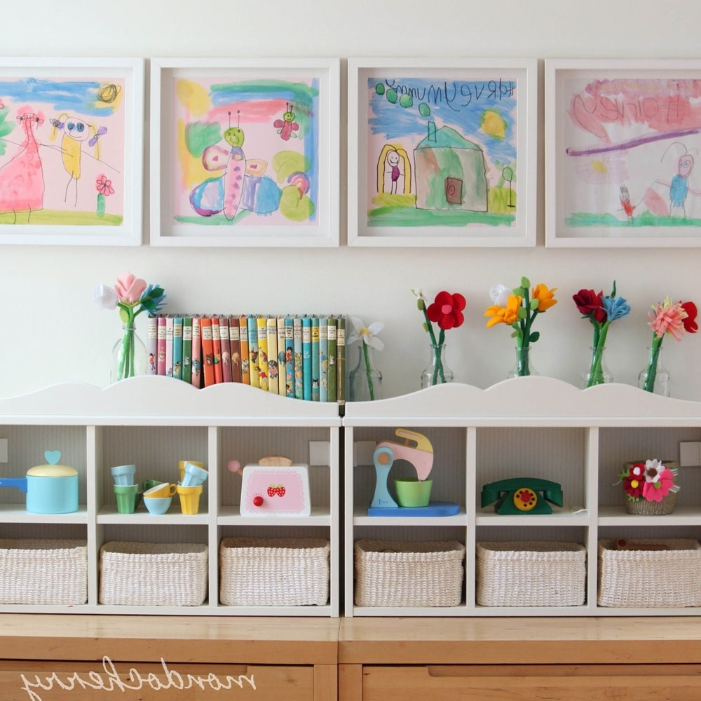 Fashionable Wall Art For Playroom With Regard To Wall Decor (View 5 of 15)