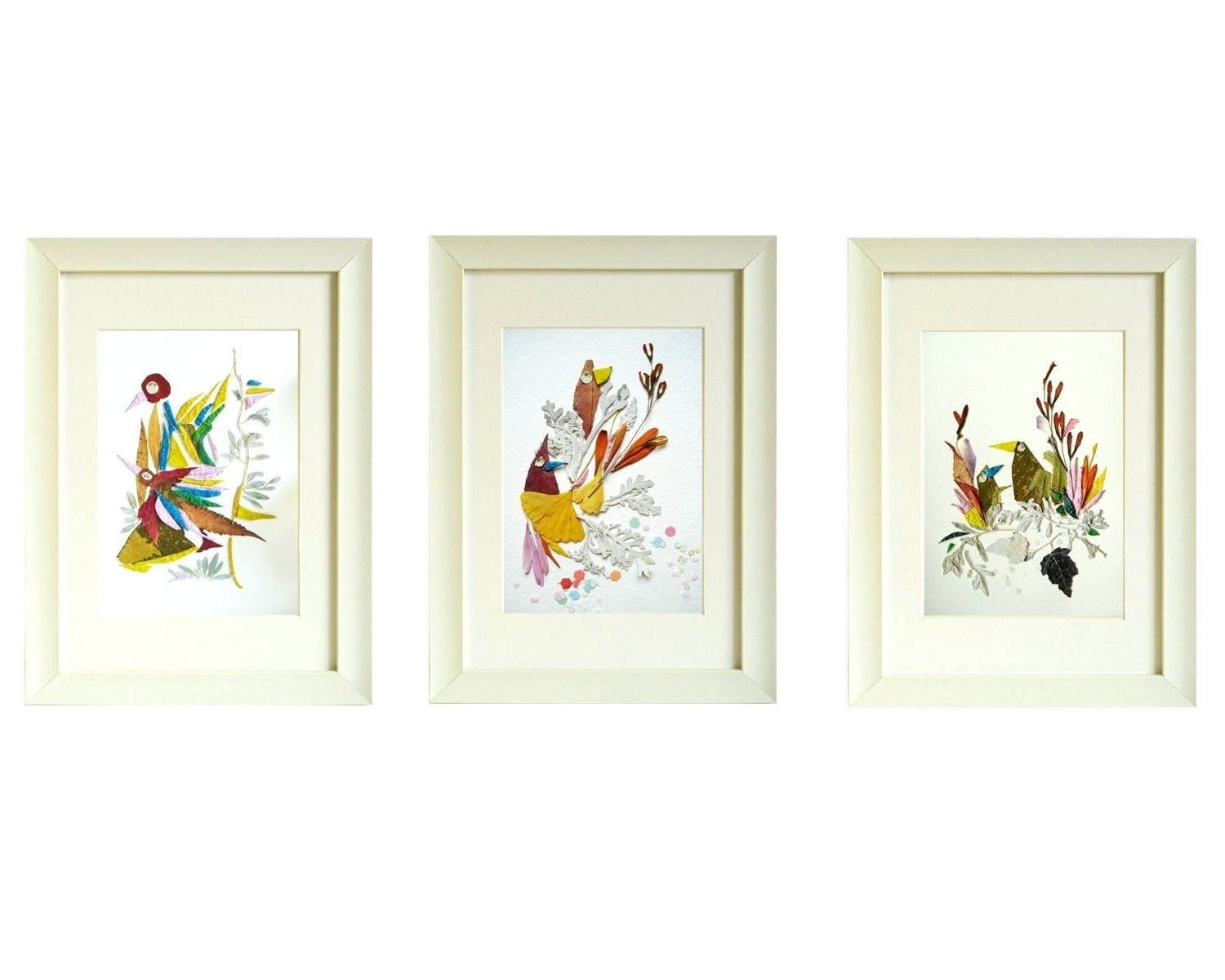 Fashionable Wall Art Sets Of 3 With Regard To Wall Arts ~ Forest Wall Art Set Of 3 3 Piece Wall Decor Set Wall (View 6 of 15)