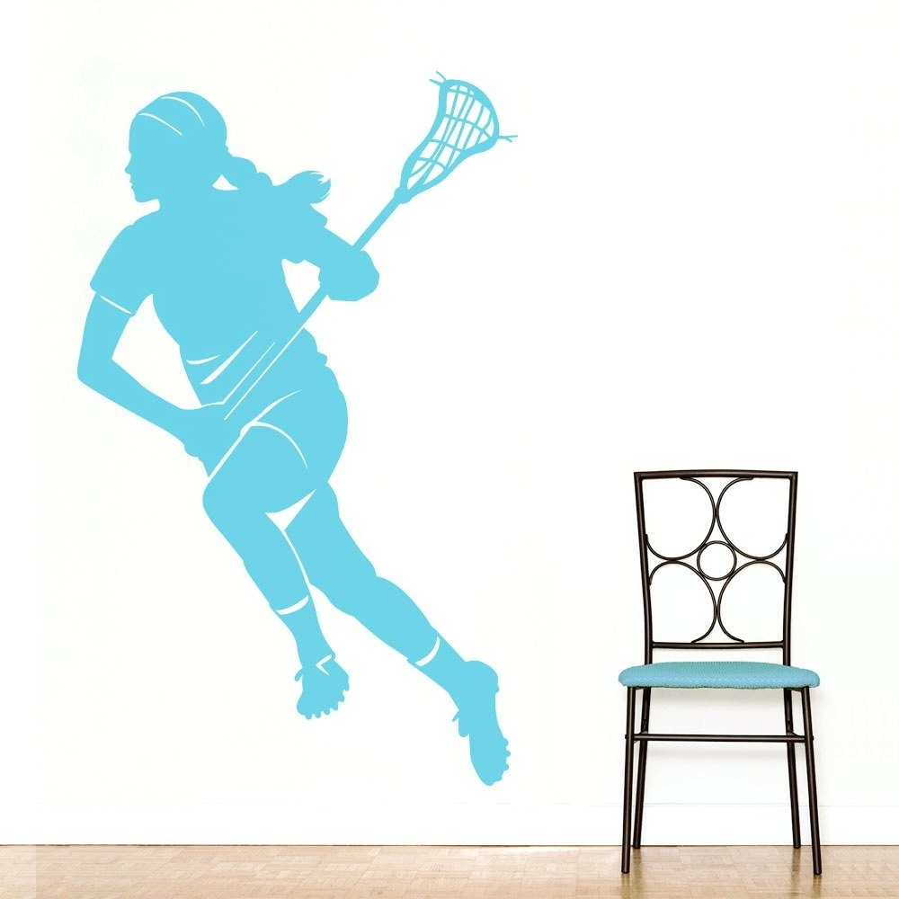 Fashionable Wall Arts ~ Lacrosse Wall Art Prints Wall Decals Lacrosse Lacrosse Regarding Lacrosse Wall Art (View 3 of 15)