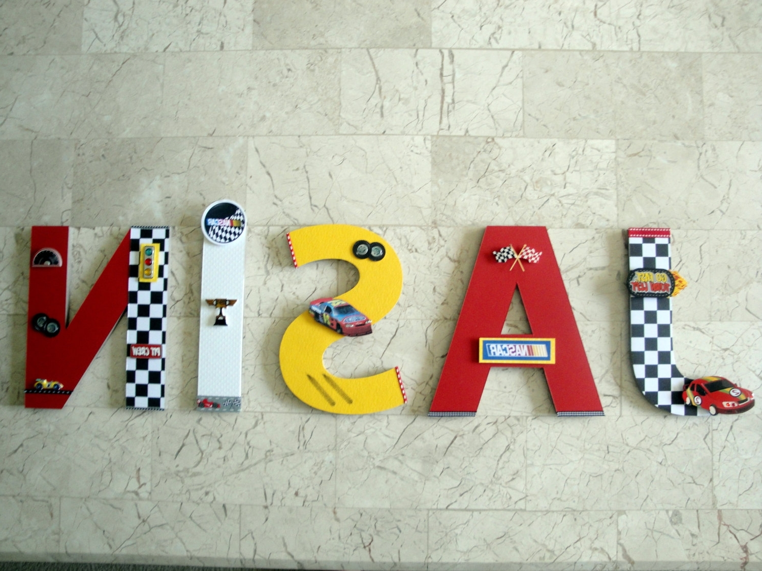 Favorite Cars 3D Wall Art Throughout I Create Unique Personalized Wall Decor (View 10 of 15)