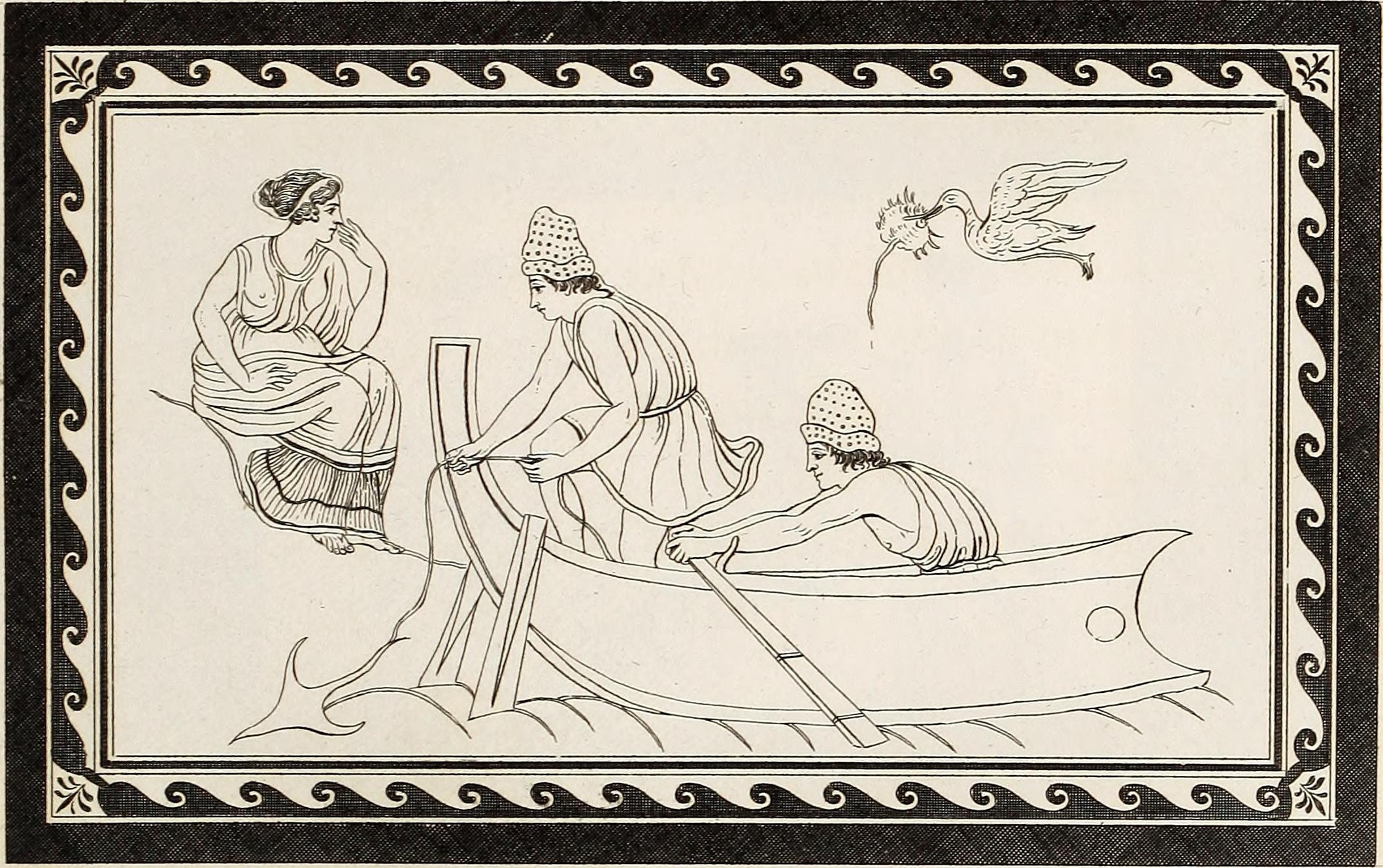 Favorite File:outlines From The Figures And Compositions Upon The Greek With Medical Wall Art (View 12 of 15)