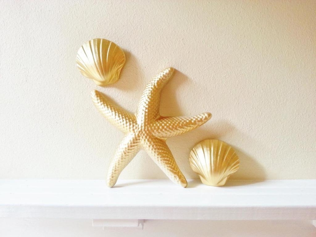 Favorite Large Resin Starfish Wall Decor : How To Design With Large Regarding Large Starfish Wall Decors (View 4 of 15)