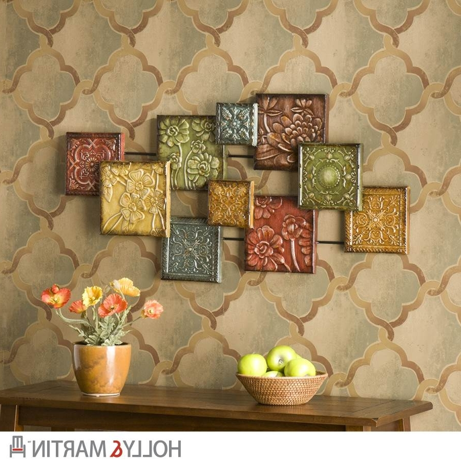 Favorite Metal Wall Art For Modern Home » Inoutinterior Pertaining To Italian Style Metal Wall Art (View 5 of 15)