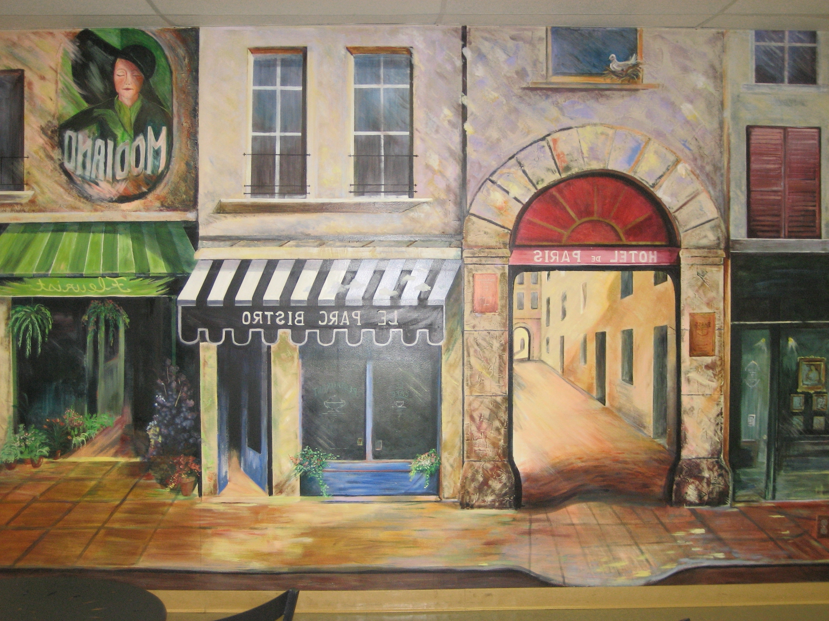 Favorite Murals, Faux Finishes, Mural Painting (View 2 of 15)