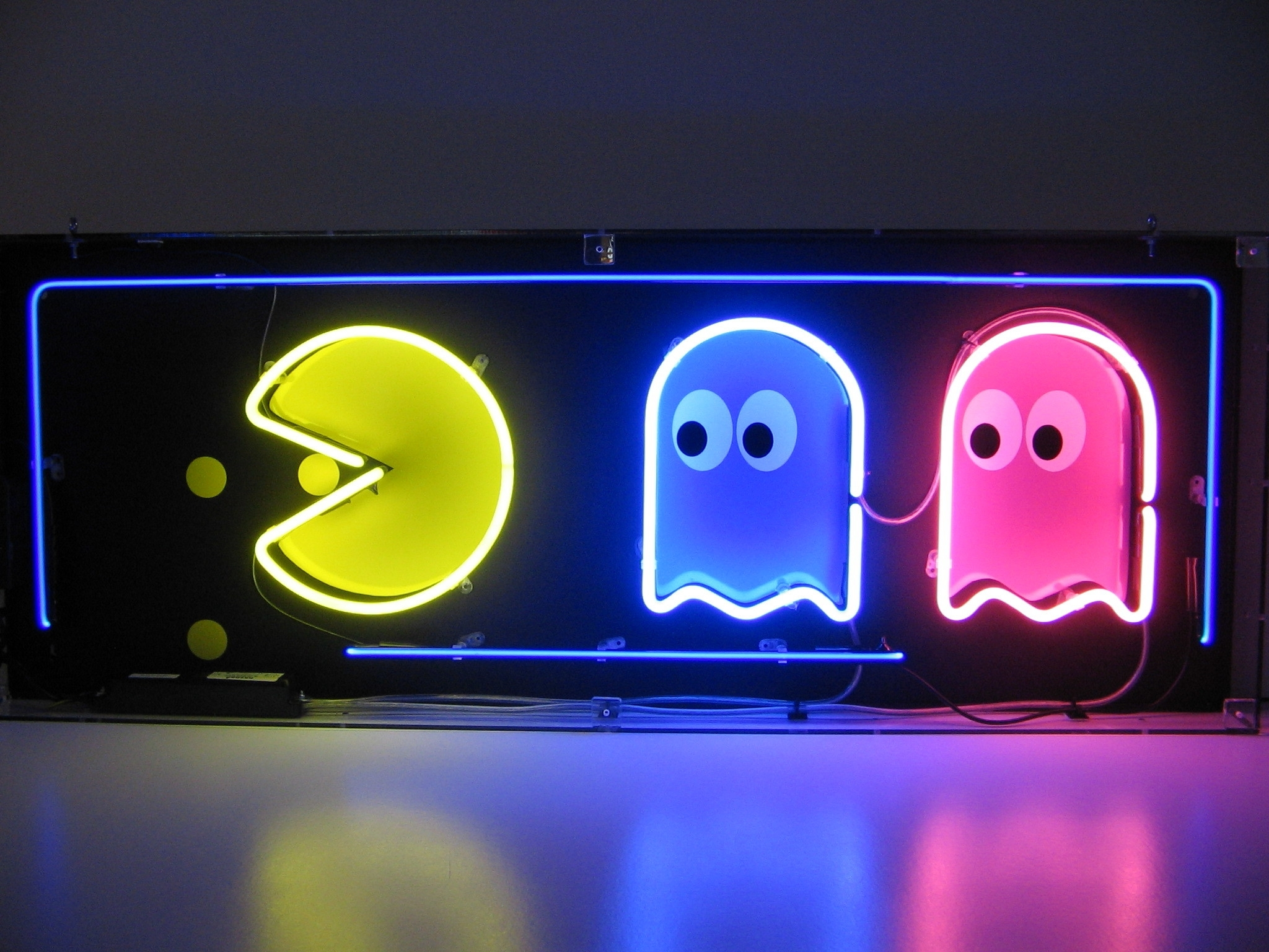 Favorite Neon Wall Art Uk Intended For Neon Signs Wallpaper (52+ Images) (View 3 of 15)