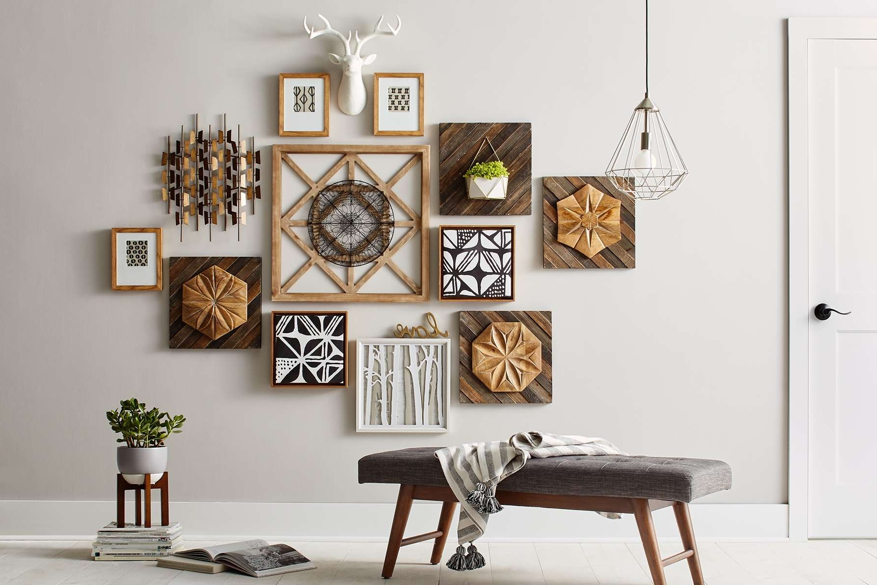 2019 Latest Target Metal Wall Art