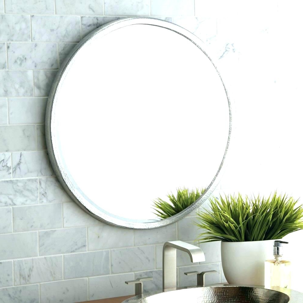 Favorite Small Round Mirrors Wall Art Within Wall Arts ~ Round Mirror Wall Art Circle Mirror Wall Art Wall (View 9 of 15)