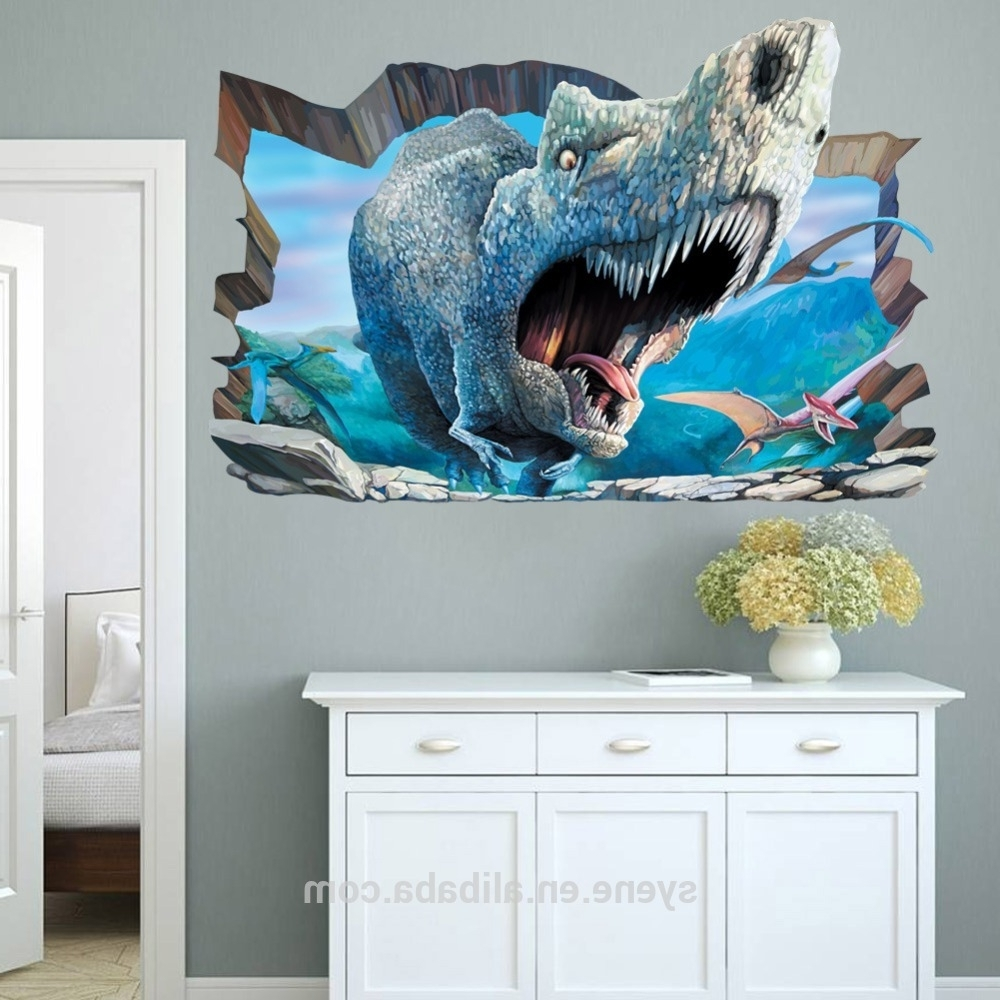 Favorite South Africa Wall Art 3D Inside Stickers : 3D Wall Stickers For Bedroom Plus 3D Wall Art Stickers (View 6 of 15)