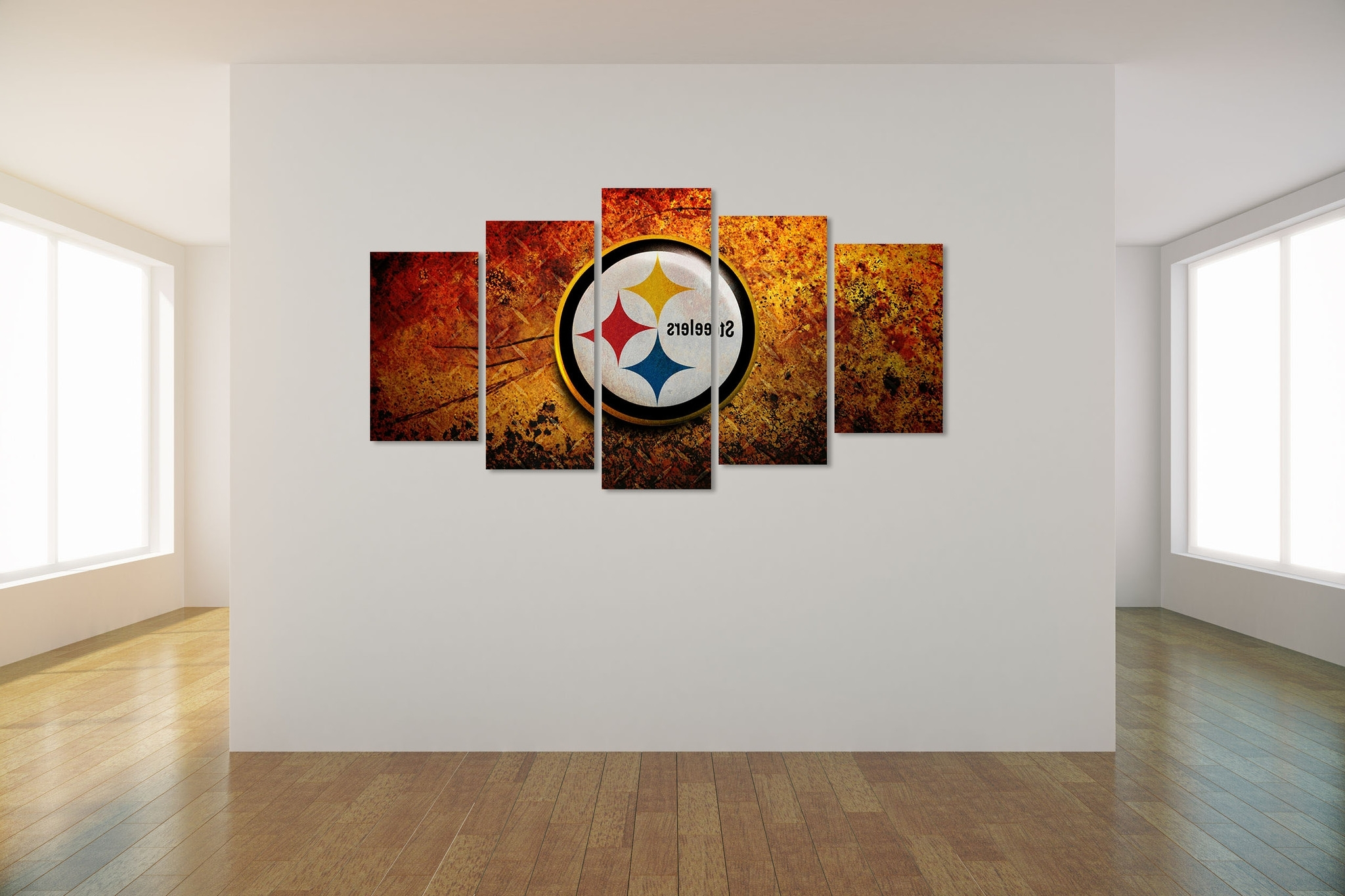 Favorite Steelers Wall Art Throughout Download Steelers Wall Art (View 2 of 15)