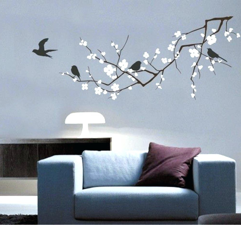 Favorite Tree Branch Wall Art With Regard To Wall Decal Tree Of Life Wall Arts Vinyl Wall Art Tree Of Life (View 3 of 15)