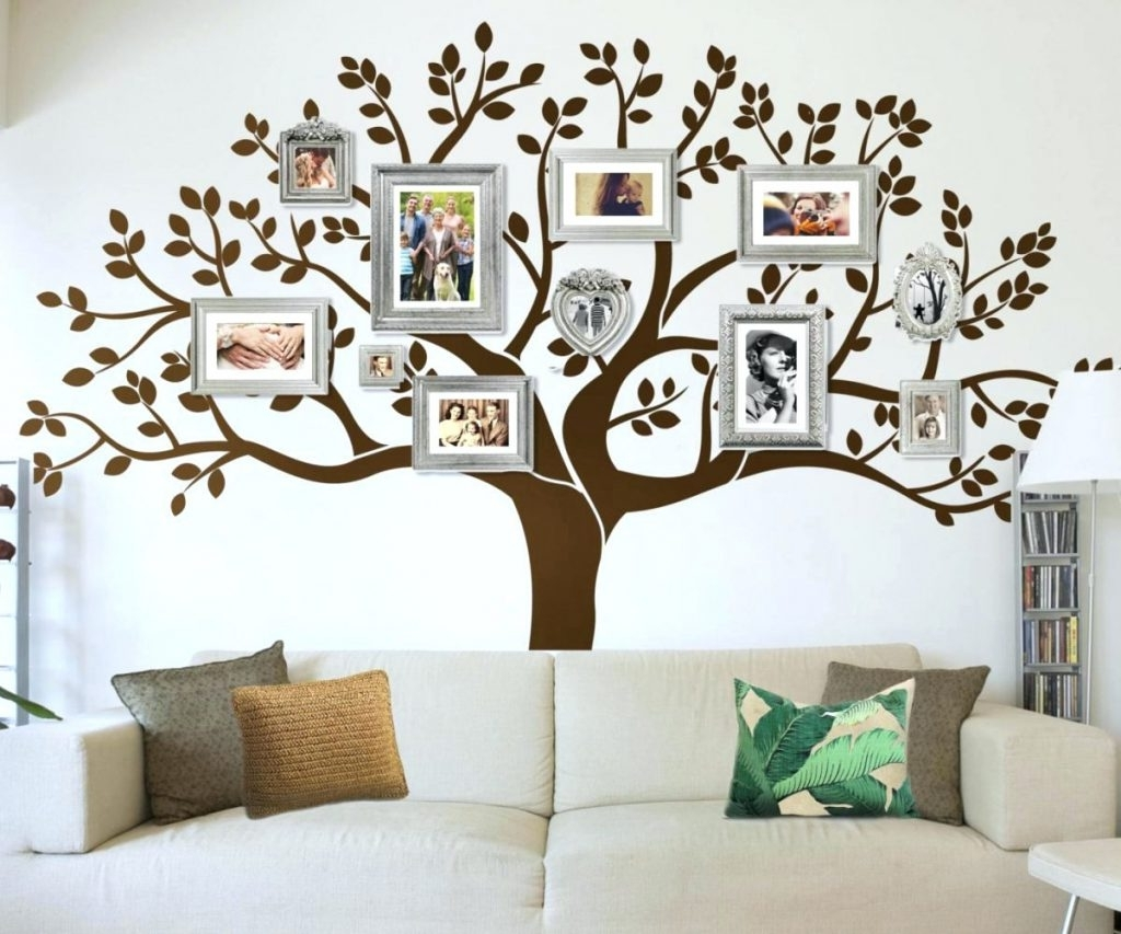Favorite Tree Of Life Wall Art Stickers Inside Wall Arts ~ Canvas Wall Art Birch Trees Large Size Of Calmly Photo (View 4 of 15)