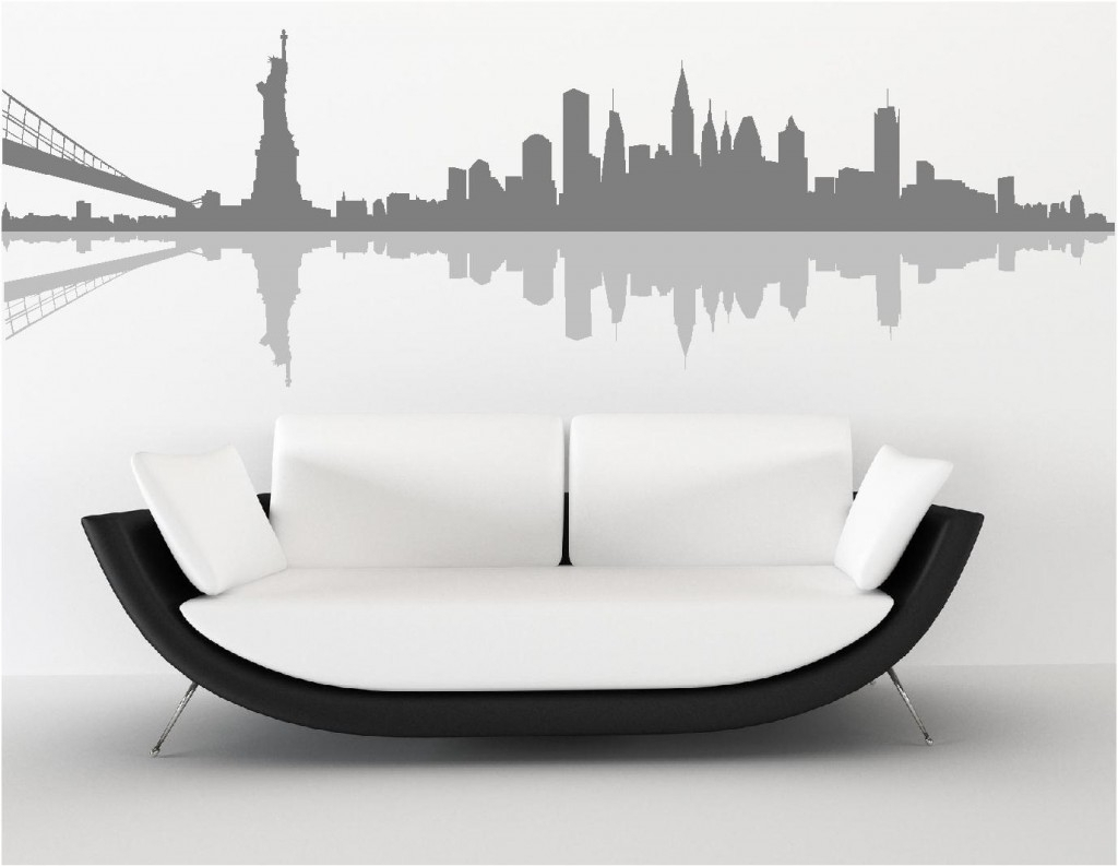 Favorite Wall Art: Amazing Pictures New York Skyline Wall Art New York Wall Inside Metal Wall Art New York City Skyline (View 3 of 15)