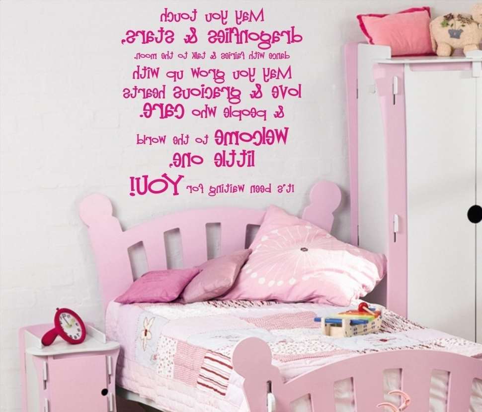 Featured Photo of Wall Art For Teenage Girl Bedrooms