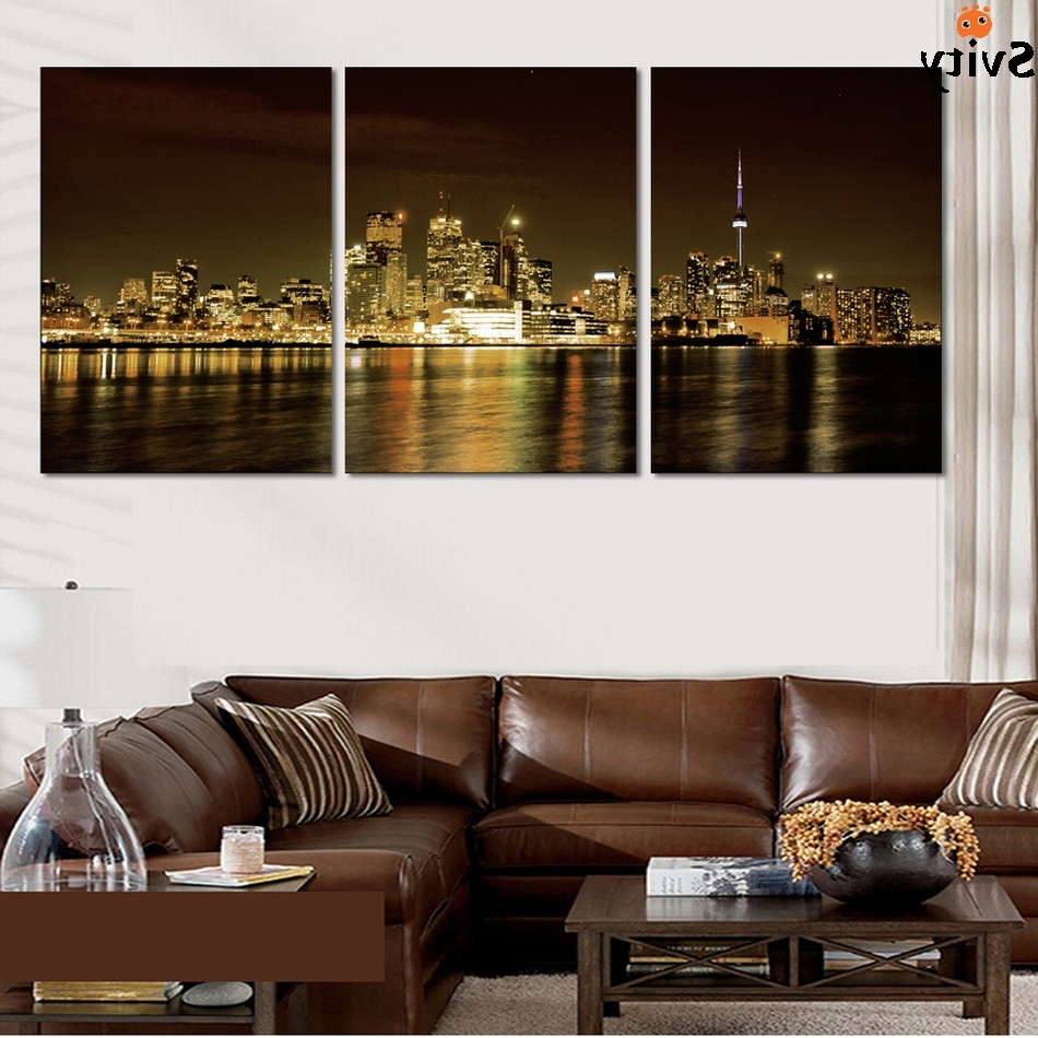 Favorite Wall Art Sets For Living Room In Wall Pieces For Living Room (View 7 of 15)