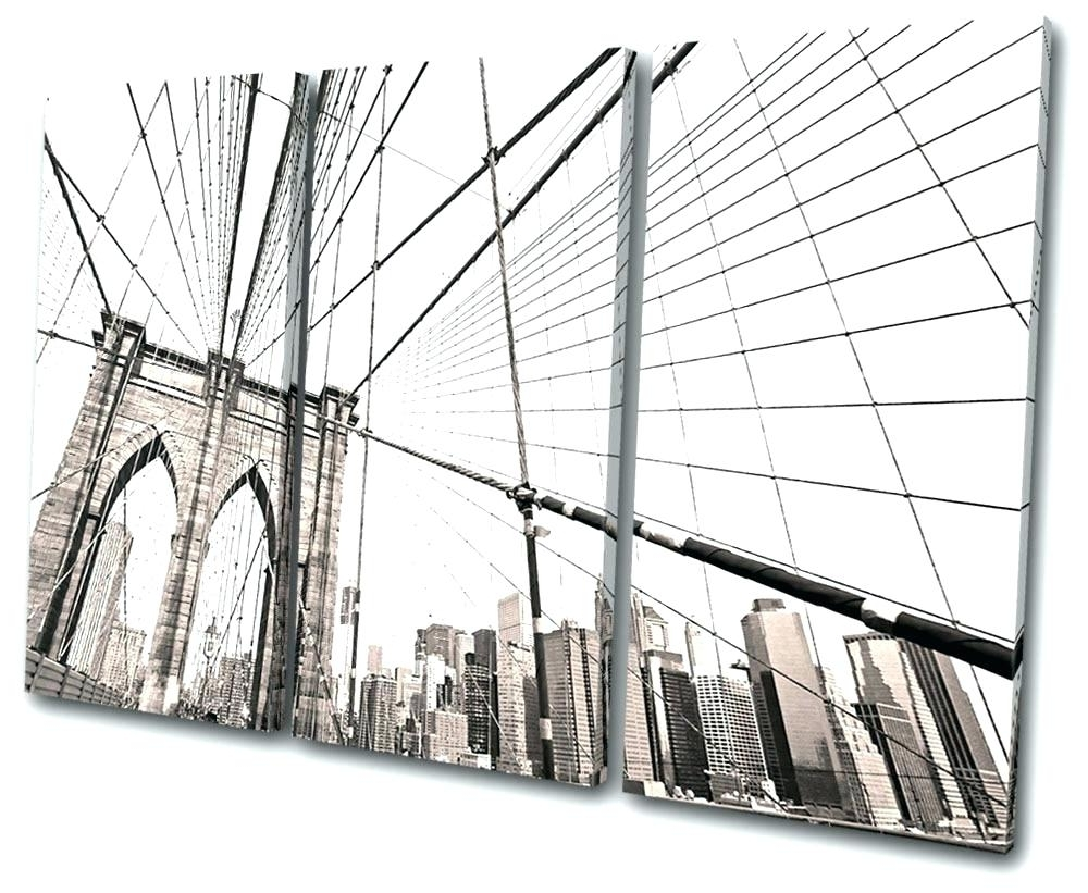 Favorite Wall Arts ~ New York City Canvas Wall Art Ikea Wall Ideas Brooklyn In Ikea  sc 1 st  Arts Accents Decals Murals Collections and More. & Displaying Gallery of Ikea Brooklyn Bridge Wall Art (View 13 of 15 ...