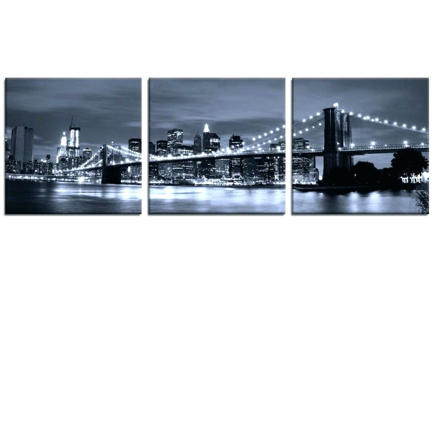 Favorite Wall Arts ~ New York City Canvas Wall Art Ikea Wall Ideas Brooklyn With Regard  sc 1 st  Arts Accents Decals Murals Collections and More. & View Gallery of Ikea Brooklyn Bridge Wall Art (Showing 9 of 15 Photos)
