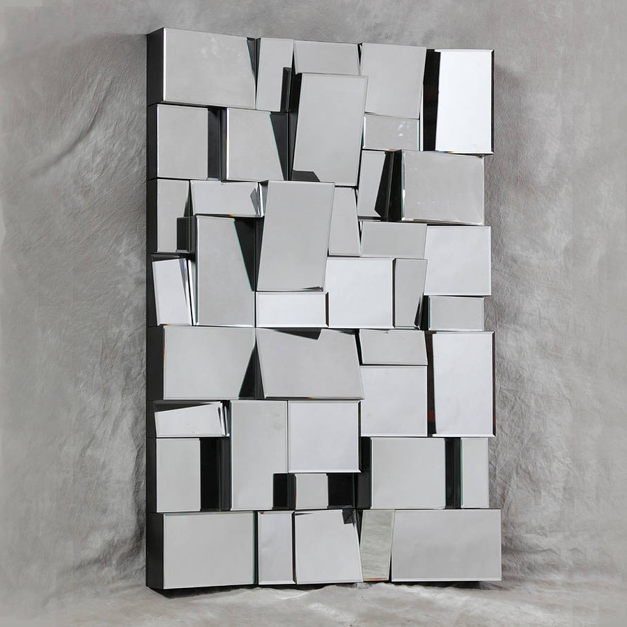 Favorite Wonderful Interior Mirror Wall Art — Doherty House Within Abstract Mirror Wall Art (View 5 of 15)