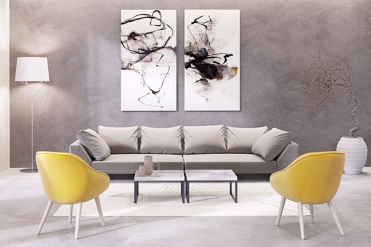 Favorite Wonderful Wall Art For Luxury Living Room Deco Contains Majestic Pertaining To Oversized Framed Art (View 9 of 15)