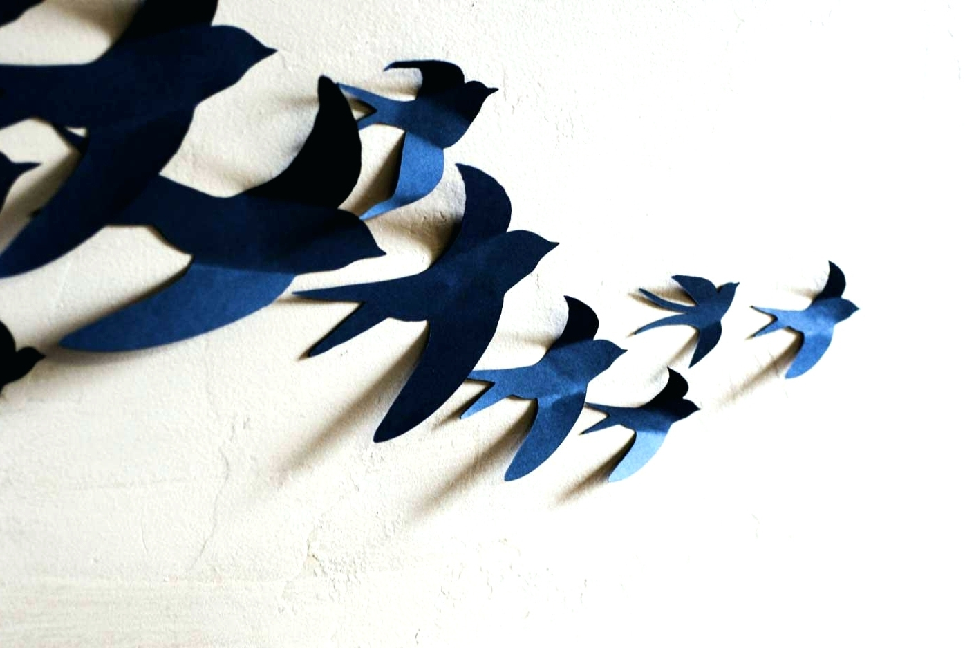 Flying Birds Metal Wall Art Inside Trendy Wall Arts: Birds On A Wire Wall Art (View 6 of 15)