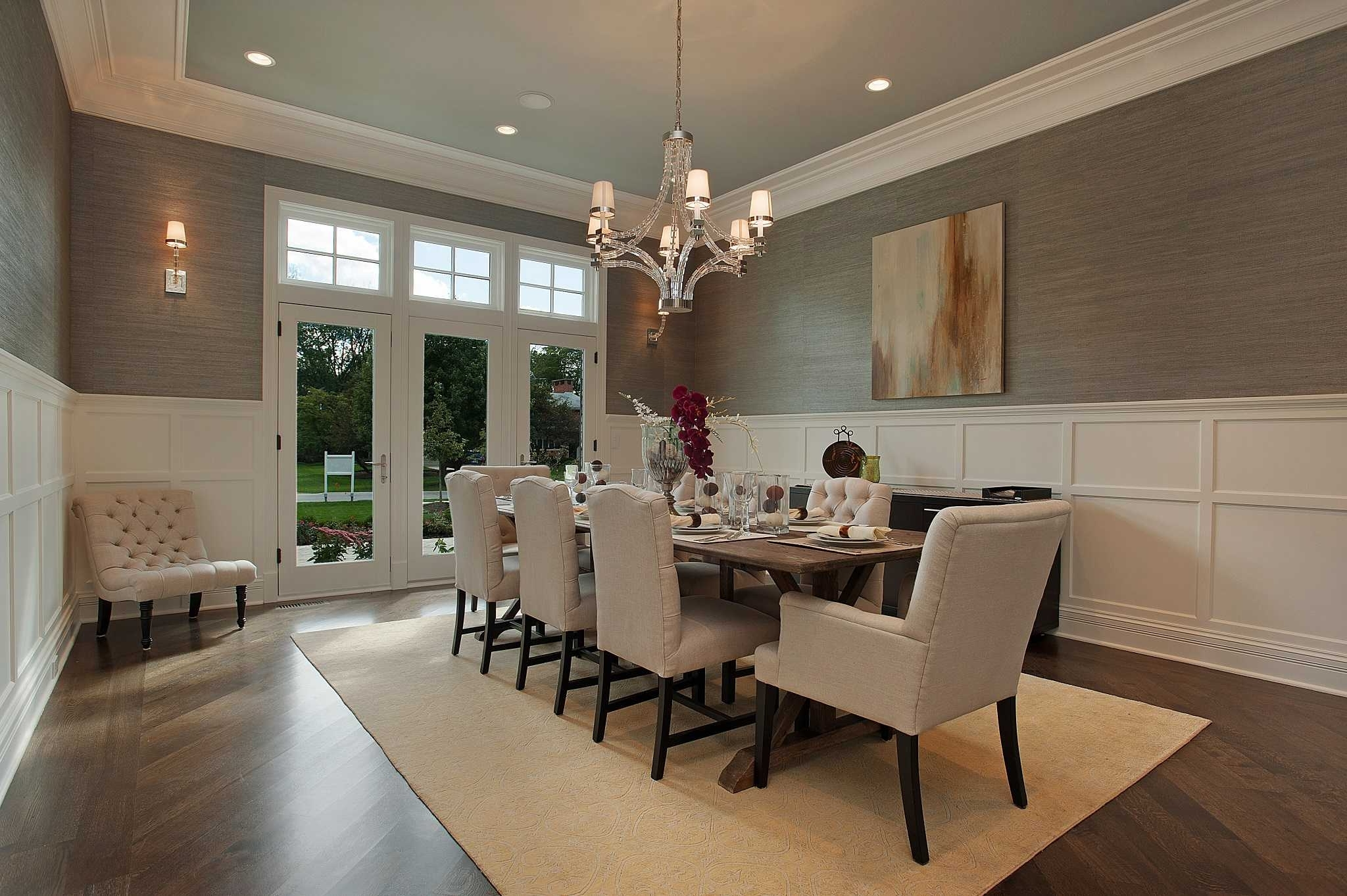 Beautiful Remodels And Decoration Nice Dining Rooms: The Best Formal Dining Room Wall Art