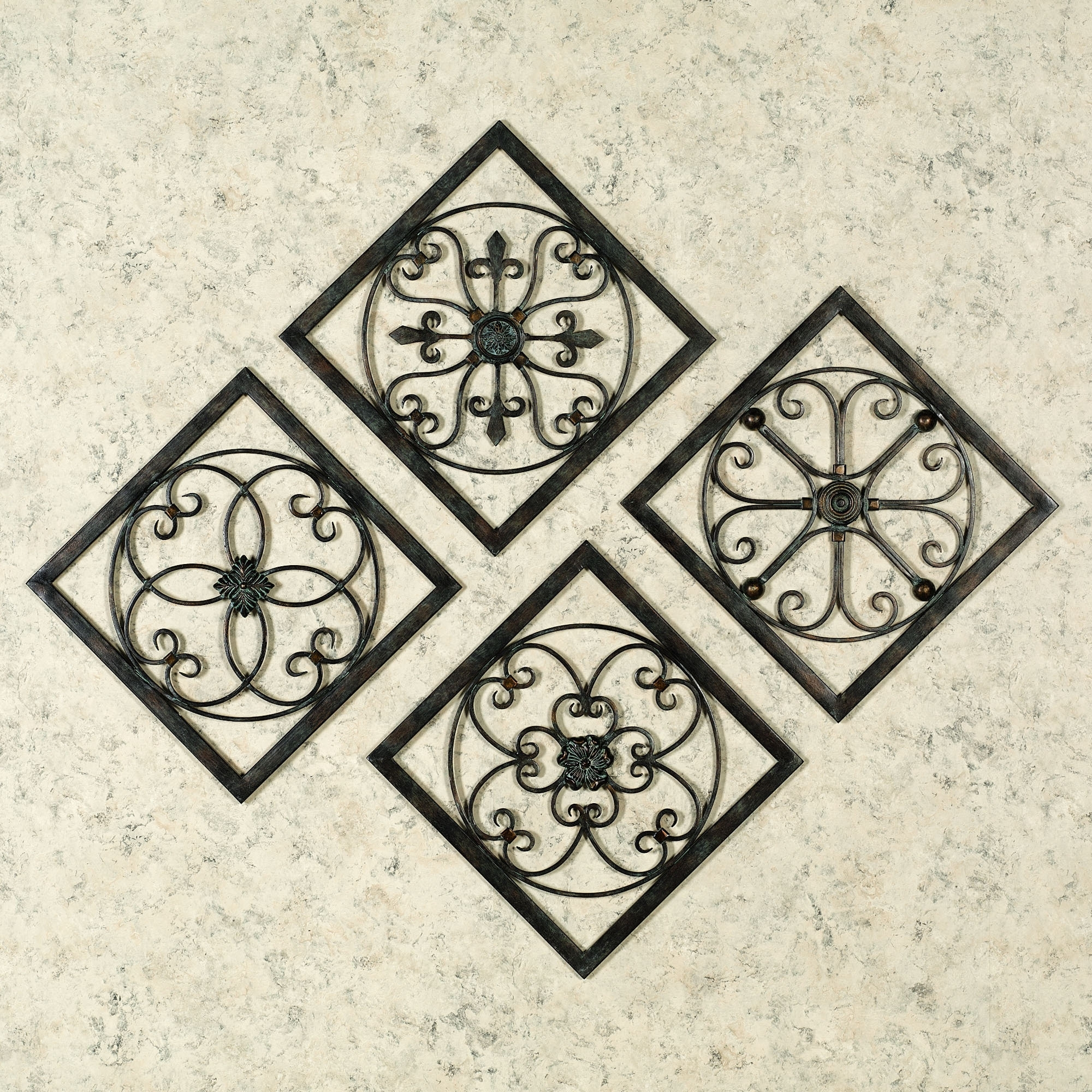 Furniture : Fabulous Wood Medallion Wall Decor New Medallion Tiles Within Favorite White Medallion Wall Art (View 3 of 15)