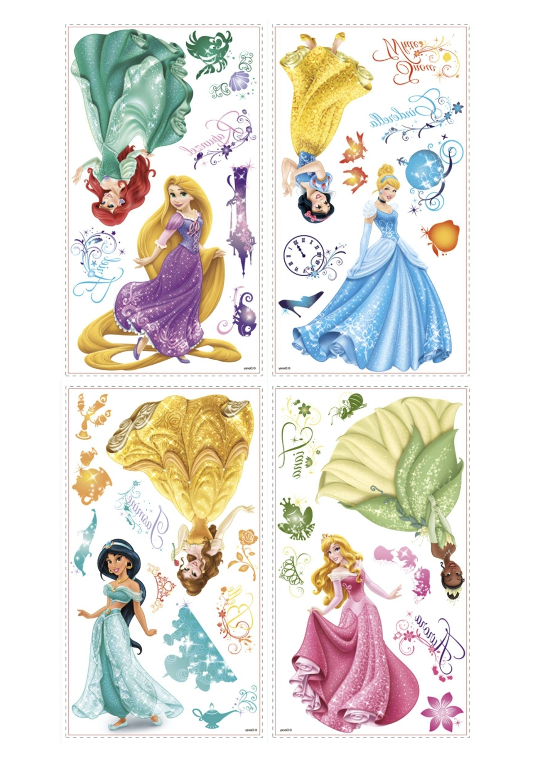 Furniture : Marvelous Disney Princess Canvas Wall Art Fresh Top 20 Throughout Current Disney Princess Wall Art (View 8 of 15)