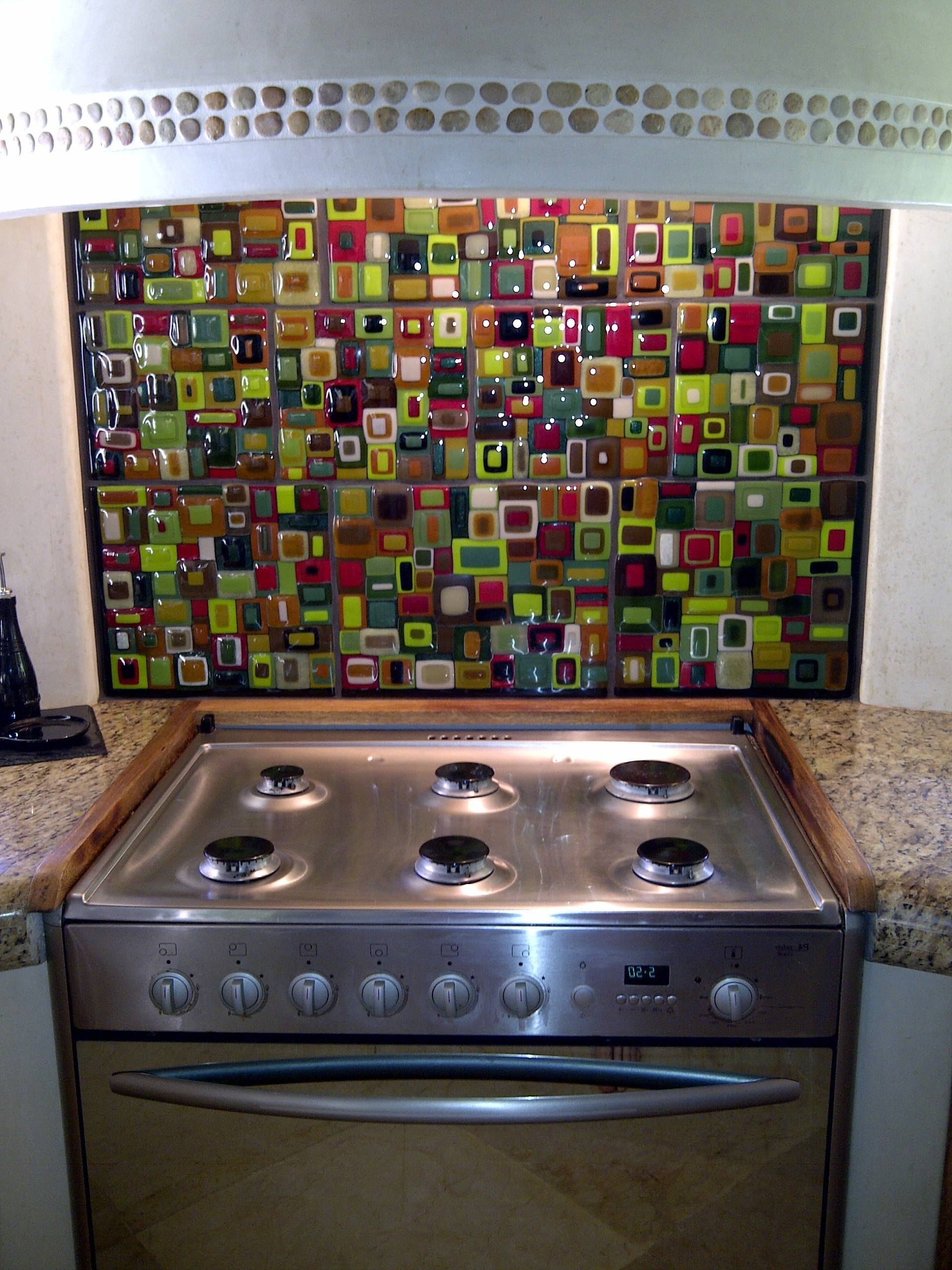 Fused Glass Art Testimonials – Helen Rudy Glass Throughout Most Popular Fused Glass Art For Walls (View 6 of 15)