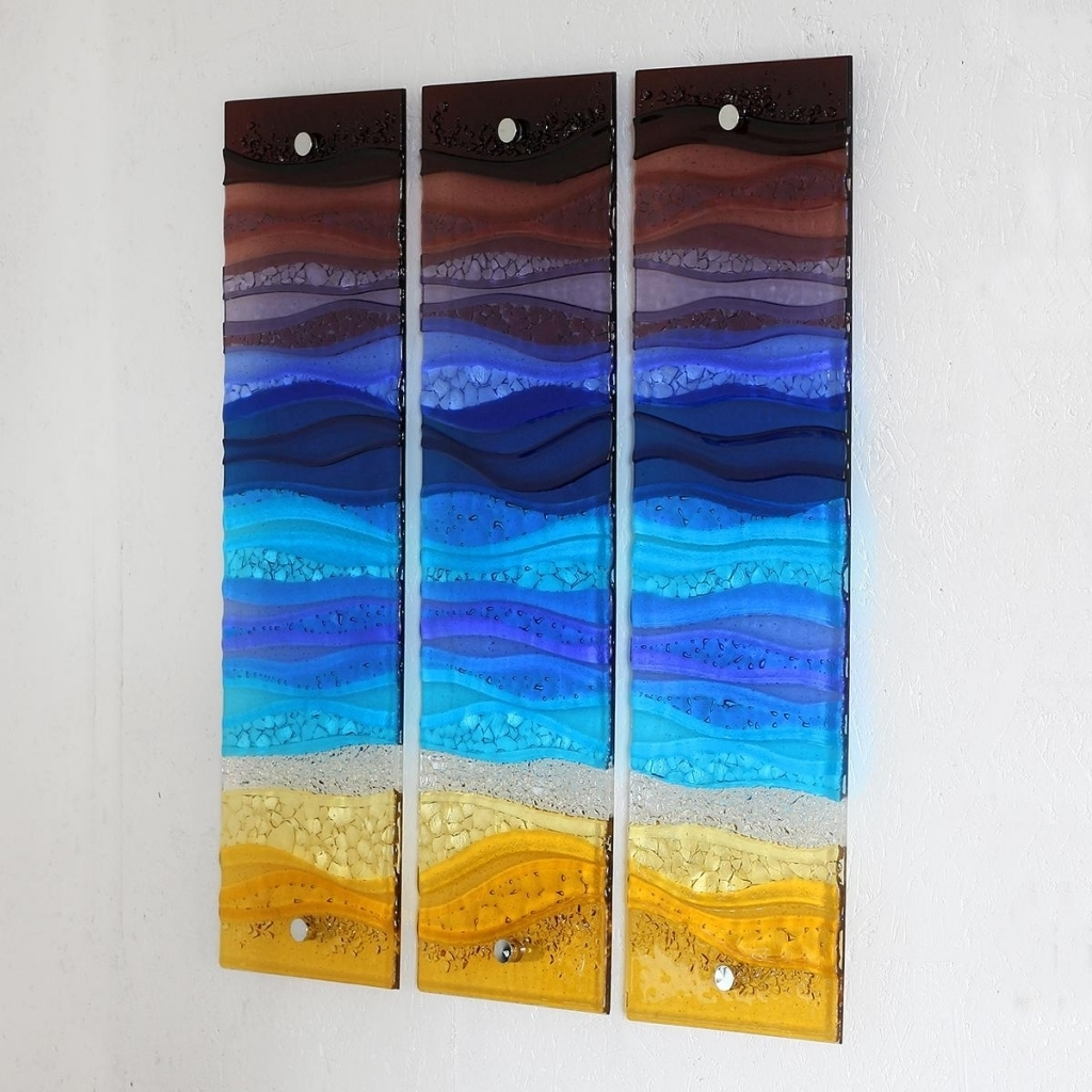 Fused Glass Wall Hangings Uk (View 8 of 15)