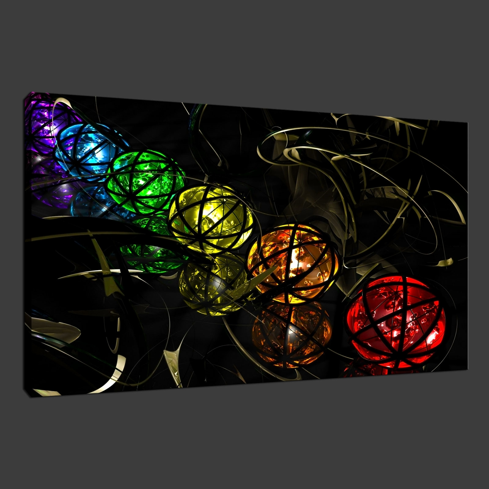 Glass Abstract Wall Art With Most Recently Released 7 Fav Contemporary Glass Wall Art (View 6 of 15)