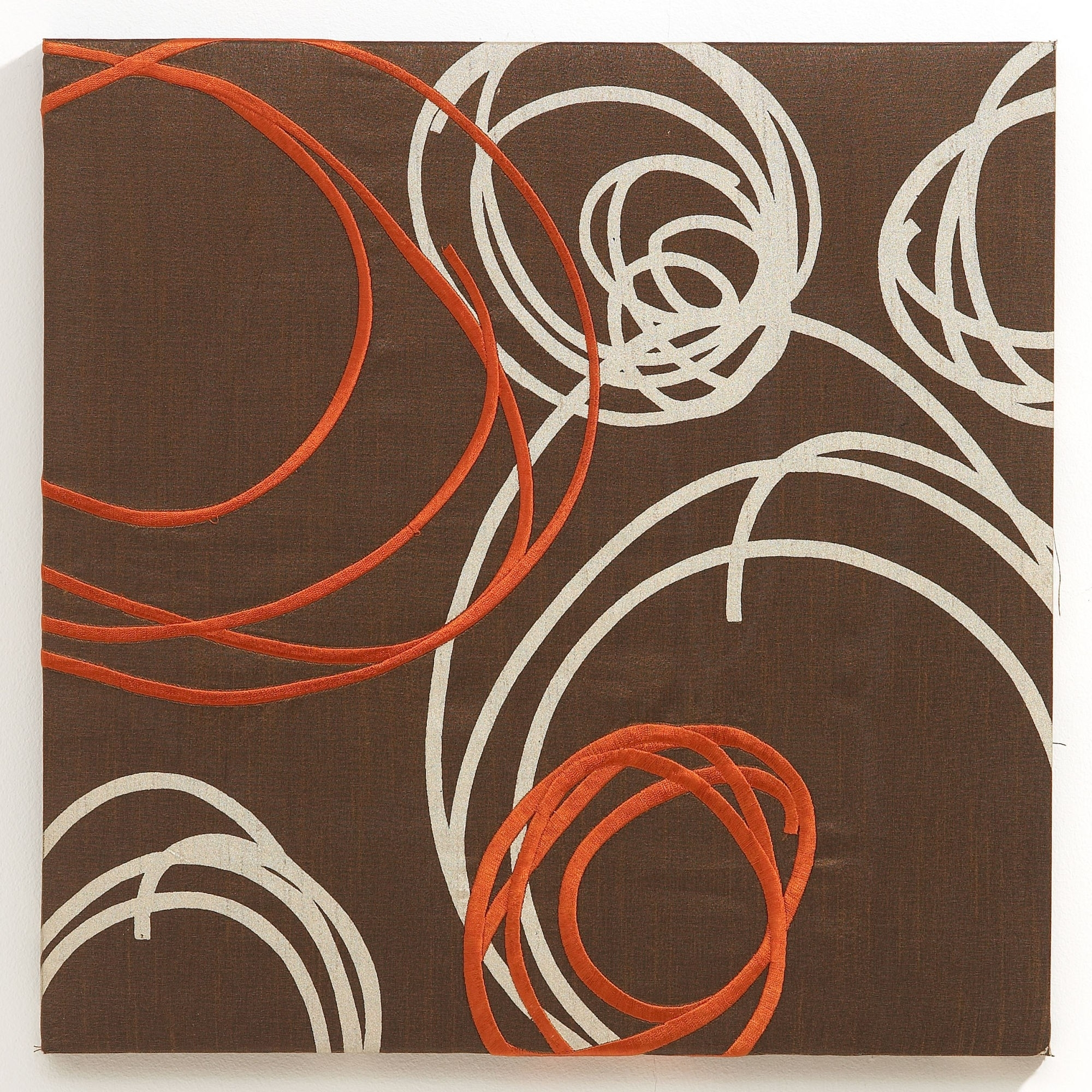 Graham & Brown Wall Art Regarding Latest Wall Art Designs: Orange Wall Art Graham Amp Brown Orange Silk (Gallery 7 of 15)
