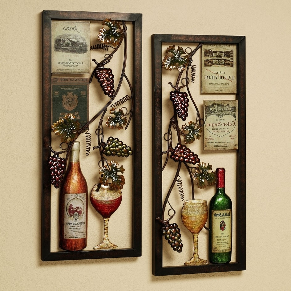 Featured Photo of Grape Colour Wall Art