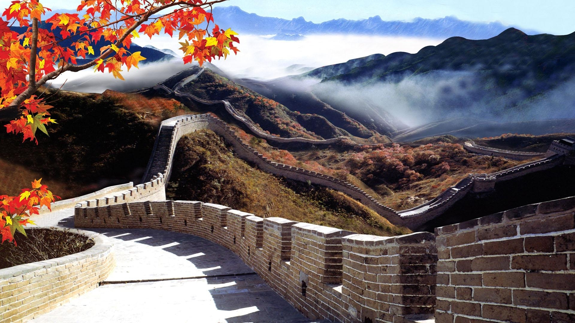 Great Wall Of China Wallpapers, Top Rated High Hd Quality Great Throughout Well Known Great Wall Of China 3D Wall Art (View 11 of 15)